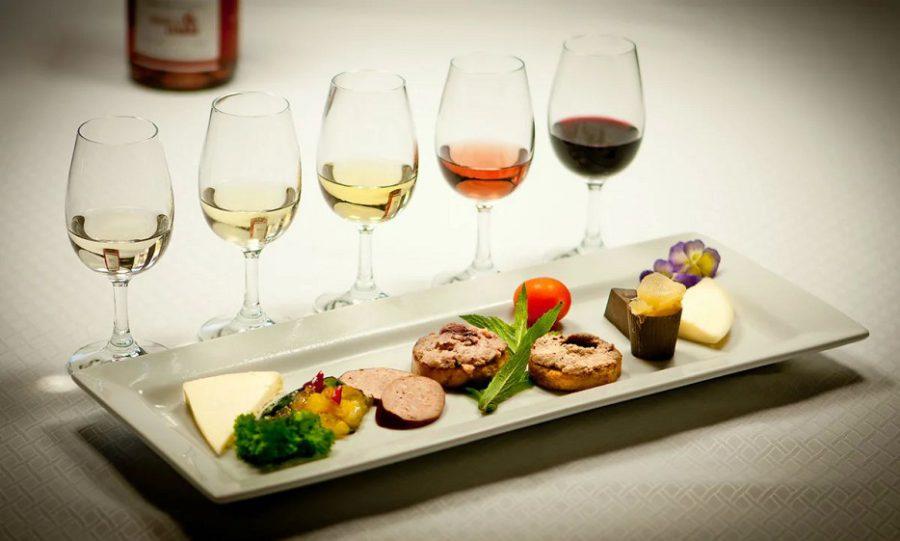 Сочетания вин